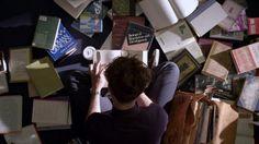 zugzwaang:  Spencer Reid Details: love of books