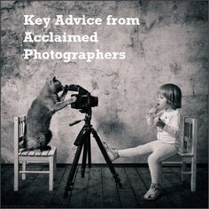 Key Advice from Acclaimed Photographers on our blog!