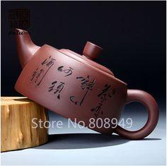 Hand Made Tea Accessory Tea Sets Yi Xing Purple Clay Teapot Zi Sha Fu hand made Tea Pot Chinese 240ML-in Coffee & Tea Sets from Home & Garden on Aliexpress.com | Alibaba Group