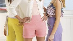 How to Sew Cuffed Shorts - Threads