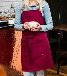 Fartuch kelnerski CHERRYL. www.yellowpolka.pl APRON