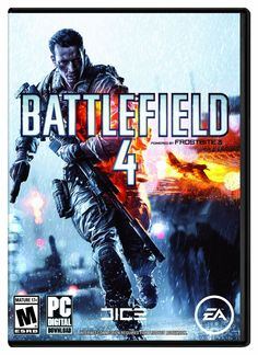 Battlefield 4 Windows PC Game Download Origin CD-Key Global for only $14.95…