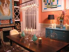8 Brilliant Paint Color Trends : Decorating : Home & Garden Television