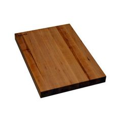 JULIEN 210032 Hard Rock Maple Wood Cutting Board for Countertop Use   KitchenSource.com