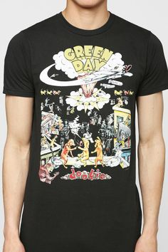 Green Day Dookie Tee