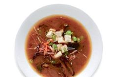 Many vegan dishes (like fruit salad and peanut butter and jelly) are already beloved, but the problem faced by many of us is in imagining less-traditional dishes that are interesting and not challenging Here are some more creative options to try. Soup Recipes, Vegetarian Recipes, Cooking Recipes, Healthy Recipes, Healthy Soups, Nytimes Recipes, Cooking Nytimes, Delicious Recipes, Dinner Recipes