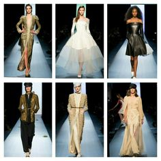 #CreatedByKeeo // Totally in love with Jean Paul Gaultier's            Spring/Summer 2015 Couture / Wedding Theme