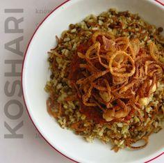 WHAT IS KOSHARI  DoinDubai.com