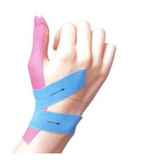 Kinesio tape patterns on Pinterest | Scapula, It Band and ...