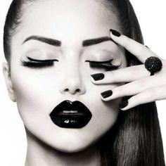 Noir Make Up!!!