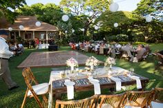 Photography: Kaua Wedding Photography - kauaweddingphotography.com/ Venue: Olowalu Plantation House - olowaluplantationhouse.com   Read More on SMP: http://www.stylemepretty.com/destination-weddings/2014/06/03/romantic-maui-wedding-at-the-olowalu-plantation-house/