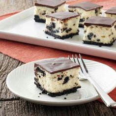 Oreo cheesecake bits