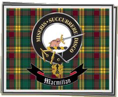 Macmillan Family Crest