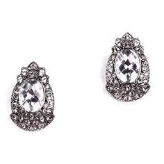 @Eclektica - Lulu Frost Crystal Earrings