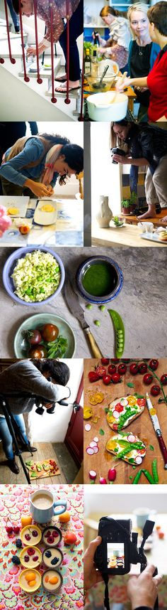 Food Styling and Photography Workshop in France | La Tartine Gourmande