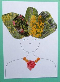 Tavasz tündér - tavaszi kreatív ötlet gyerekeknek - Játsszunk együtt! Painting, Painting Art, Paintings, Painted Canvas, Drawings