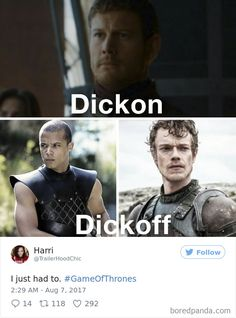 41 Game of Thrones Episode Reactions That Even Bran Didn't See Coming Game Of Thrones Reaction, Game Of Thrones Episodes, Game Of Thrones Funny, Funny Games, Funny Pranks, Got Memes, Great Tv Shows, Funny People, Funny Kids