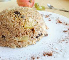 Bowlcake pomme raisins secs cannelle