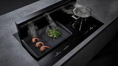 Panoramische kookplaat | Innovatief.be