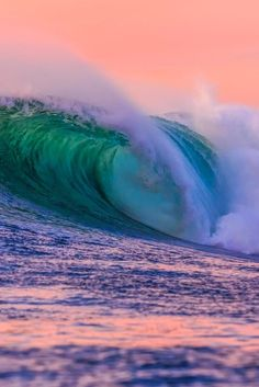 Catch a wave.. A very Colorful one❤️