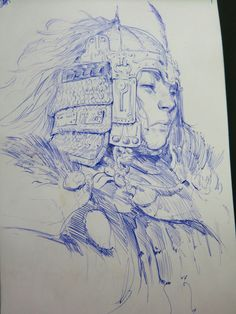 ArtStation - Daily Sketches Week 25, Even Amundsen