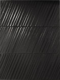 I like the black of blackness. by Pierre Soulages Black Art, Black And White, Tactile Texture, Black Image, Art Abstrait, French Artists, Shades Of Black, Oeuvre D'art, Installation Art