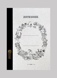 A5 Size Moomintroll & Tsubame collaboration Notebook/ Rule/ Plain. by niconecozakkaya on Etsy
