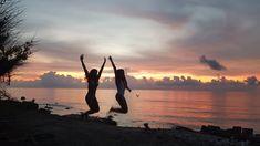 Atardecer en Isla Mucura. Celestial, Sunset, Outdoor, Sunrises, Paths, Viajes, Sunsets, Outdoors, Outdoor Games