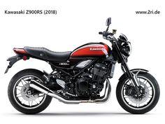 Kawasaki Z900RS (2018)