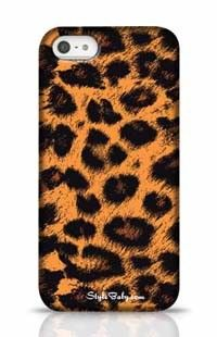 Leopard Skin Apple iPhone 5 Phone Case