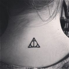 The Harry Potter Fan's Tattoo Of Choice