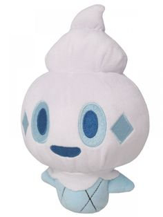 """Pokemon"" Plush All Star Collection Vol. 3 PP34 Vanillite (S Size) ( Sanei-boeki )"