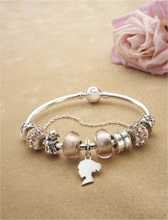 Celebrate life with the ones you love.  Chamilia Bracelet