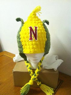 Nebraska Cornhuskers Team Spirit Hat