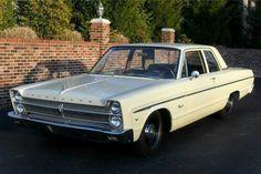 1965 Plymouth Fury II 2-Door Sedan
