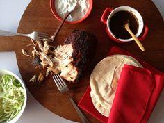 La cocina de Vero, al minuto y con comida: Cerdo asado con harissa (afrodisíaco)
