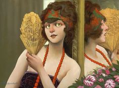 Art Deco Inspired by Fred Calleri
