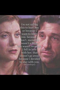 Grey's anatomy- Addison and Derek