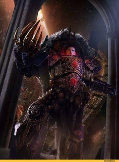 Warhammer 40000,warhammer40000, warhammer40k, warhammer 40k, ваха, сорокотысячник,фэндомы,horus,Primarchs,Horus Heresy,Ересь Хоруса