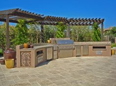 Pergola Curved Design Ideas, Pictures, Remodel, and Decor - page 3