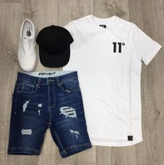 Dope Outfits For Guys, Swag Outfits Men, Stylish Mens Outfits, Tomboy Outfits, Teen Boy Fashion, Dope Fashion, Mens Fashion, Hype Clothing, Mens Clothing Styles
