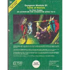 S1 Tomb of Horrors