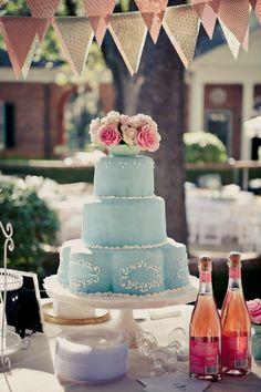 decoración de tortas para matrimonios