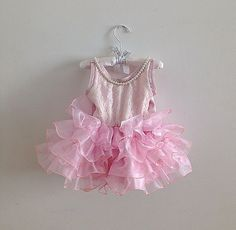 Pink NATALIE DRESS Flower Girl Dress Lace от IsabellaCoutureShop