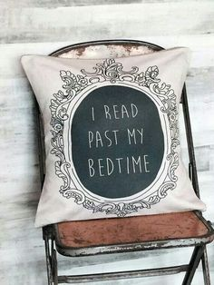 Perfect for comfy nocturnal reading
