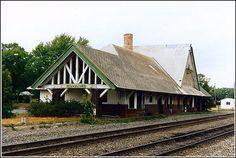 Northern Pacific Railway, Minnesota, Little Fall (13,016)