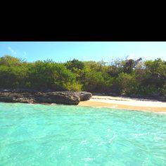 Caja de Muerto Island, Ponce, Puerto Rico