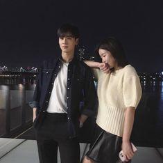 ChaEunwoo/KDrama & Member of Astro Korean Drama Romance, Korean Drama Movies, Korean Actresses, Korean Actors, Actors & Actresses, Korean Couple, Best Couple, Live Action, Kwak Dong Yeon