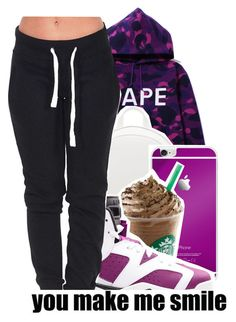 """""""Untitled #214"""" by g-0-l-d-3-n-princess ❤ liked on Polyvore featuring PB 0110 and NIKE"""