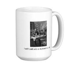 Mysterious As a Cat Mug